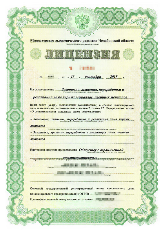 Почему так много документов и инстанций при получении лицензии